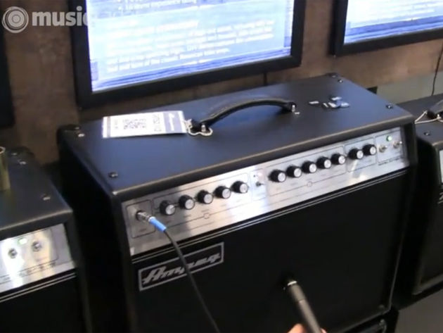 Ampeg GVT Series: see and hear them in action!