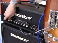 Musikmesse 2011: Blackstar HT-5R amp video demo