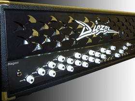 Musikmesse 2011: Diezel Hagen guitar amp to make debut