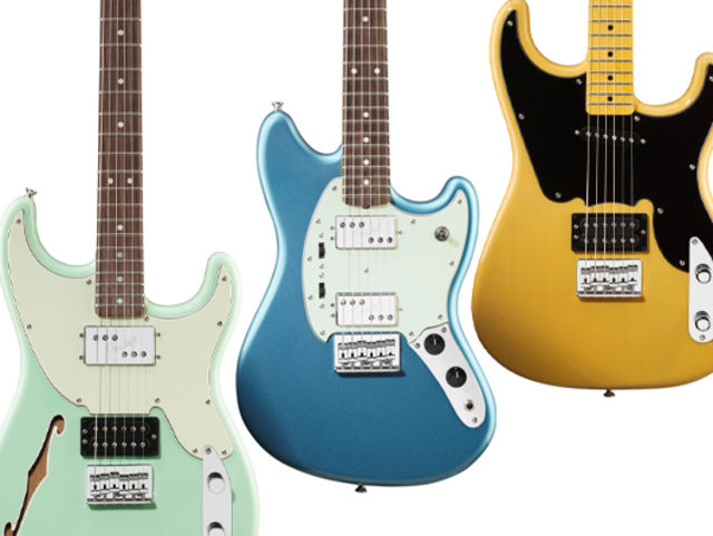 Fender Pawn Shop Series