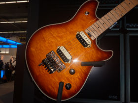 Musikmesse 2011: The Fender stand in pictures