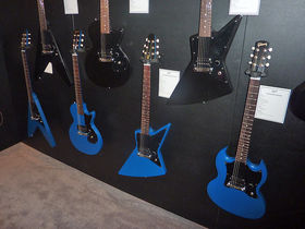 Musikmesse 2011: Gibson Melody Maker series in pictures
