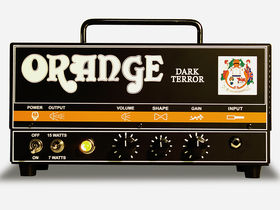 Musikmesse 2011: Orange Amps Dark Terror unveiled
