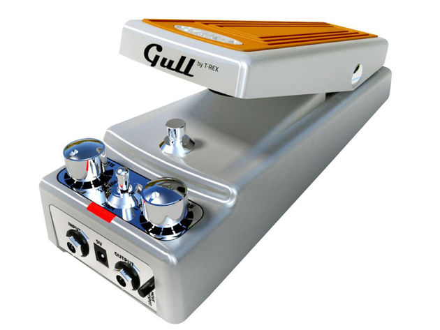 The Gull Triple Voice Wah