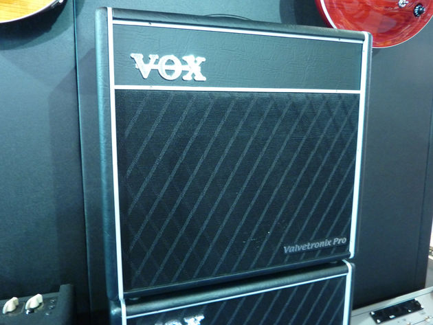 The Vox stand in pictures