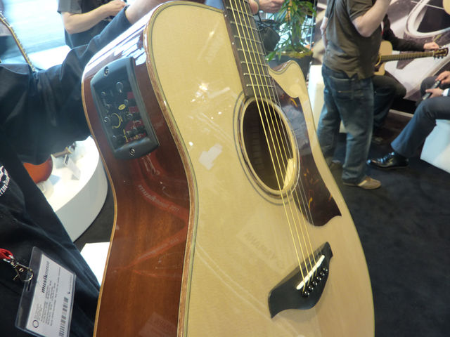 A3M acoustic with new SRT-System