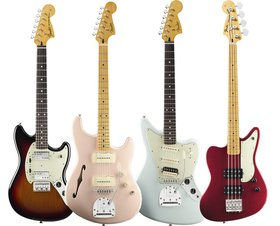 Fender pawn shop 2.0 models