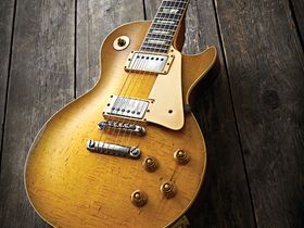 VIDEO: Bernie Marsden's 1959 Gibson Les Paul Standard, 'The Beast'