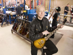 Interview: Gibson Guitar Chairman and CEO Henry Juszkiewicz