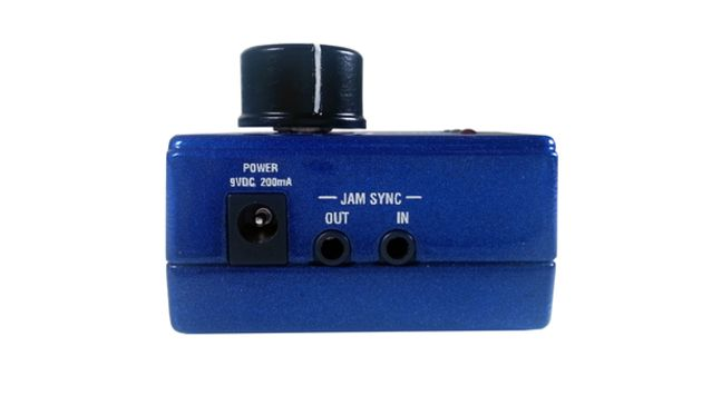 The Express XT will automatically sync with other JamMan products
