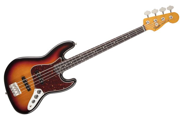 Classic Series '60s Jazz Bass Lacquer