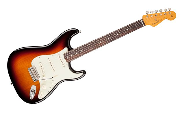 Classic Series '60s Stratocaster Lacquer