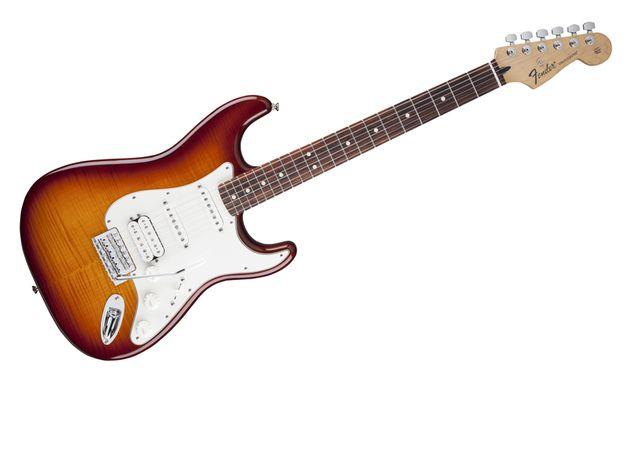 Standard Series Stratocaster HSS Plus Top