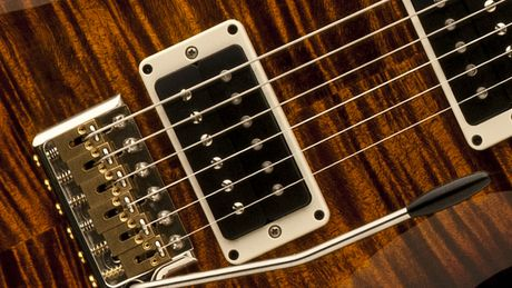 The P22 gets updated with a classic PRS tremelo