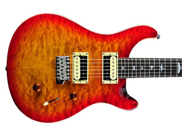 PRS rolls out SE Custom 24 Quilt