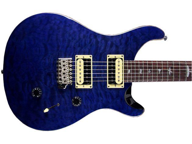 Whale Blue PRS SE Custom 24