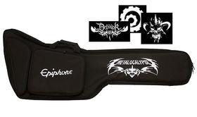 Epiphone announces 'Thunderhorse' Explorer Outfit