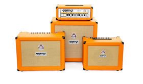 Musikmesse 2013: Orange unveils new Crush amps