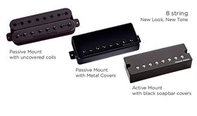 Seymour Duncan announces 7/8 string Pegasus pickup