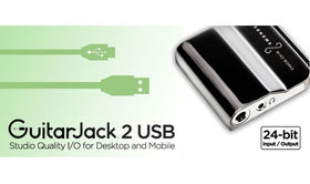 Musikmesse 2013: Sonoma Wire Works unveils GuitarJack 2 USB