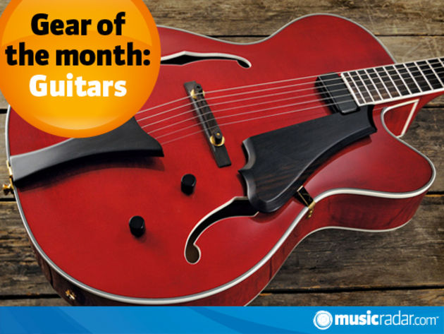 August 2010: Guitars, amps, FX and more