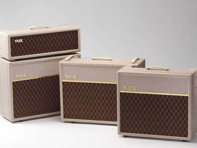 Vox Hand-Wired Series tube amps