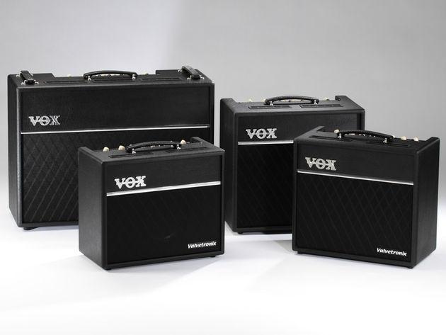Vox Valvetronix+ Series amps