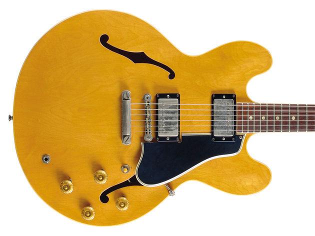 1960 Gibson ES-335 TD