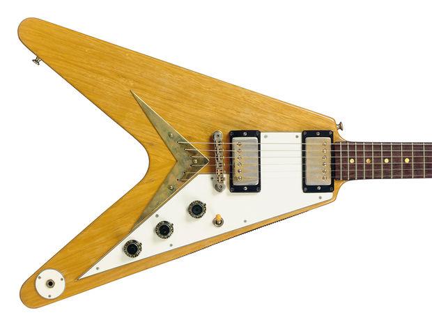 in pictures richard gere guitar collection auction highlights 1954 fender stratocaster. Black Bedroom Furniture Sets. Home Design Ideas