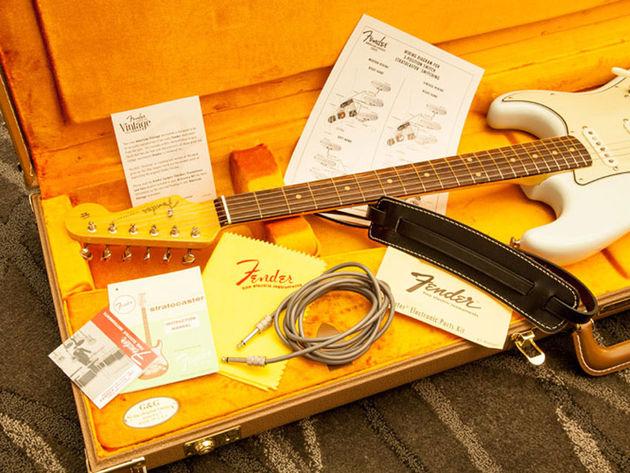 '59 Stratocaster case