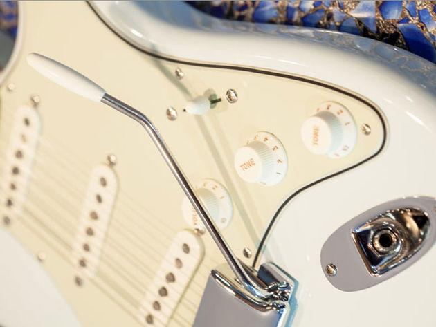 '59 Stratocaster vibrato