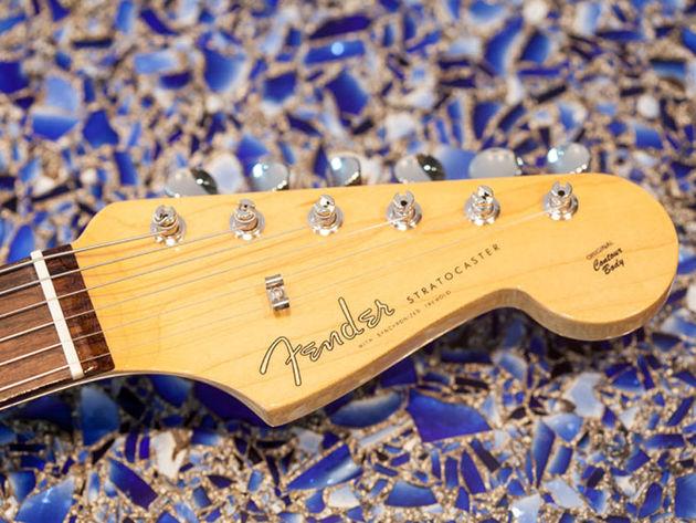'59 Stratocaster headstock