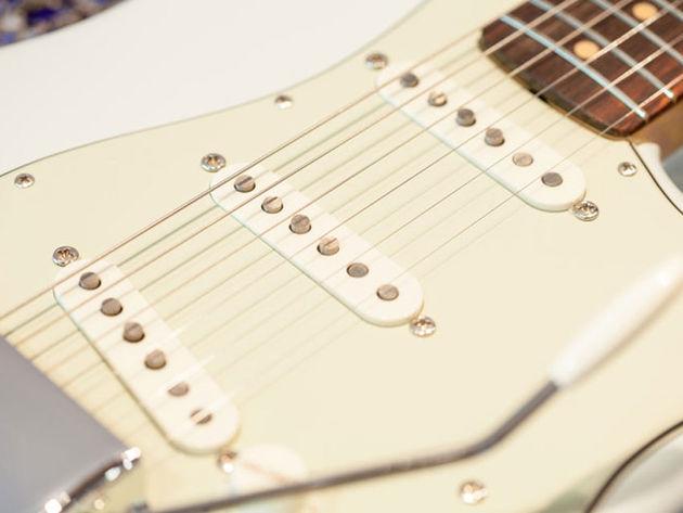 '59 Stratocaster pickups