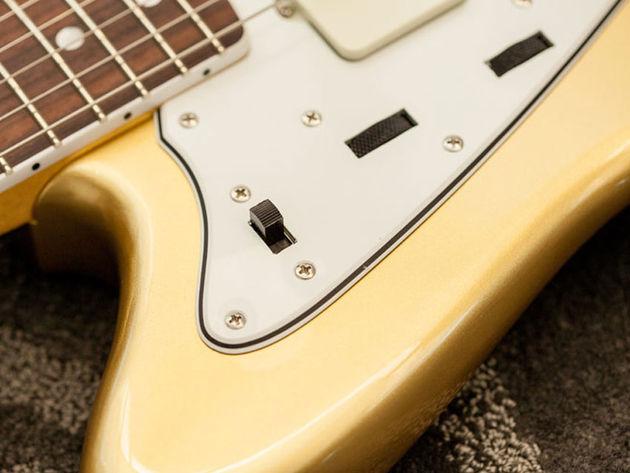 '65 Jazzmaster controls