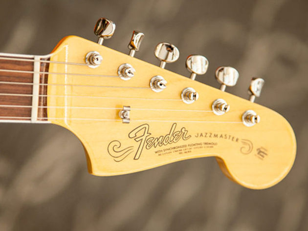 '65 Jazzmaster headstock