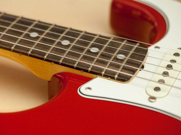 '65 Stratocaster neck