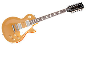 Gibson unveils 12-string Les Paul