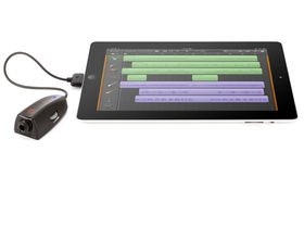 Griffin unveil GuitarConnect Pro iPad interface