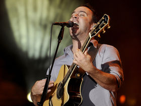 Dave Matthews signature guitar unveiled