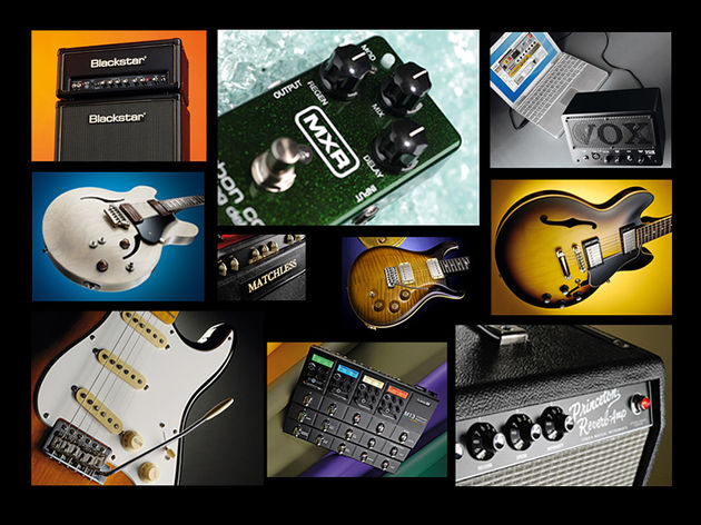 From stompboxes to boutique handwired combos, here's our pick of 2008's new gear