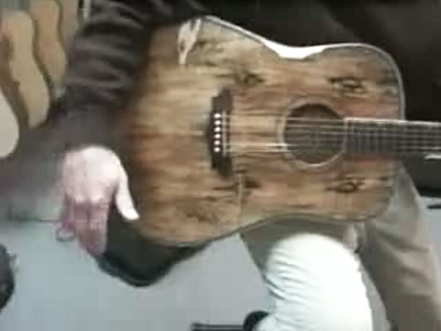 The Jesus Guitar