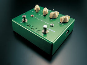 Vox announces Joe Satriani delay pedal