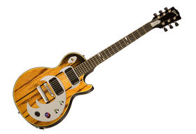 In pictures: the Gibson Dusk Tiger guitar
