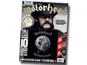 Get Motörhead's new album a month before official release