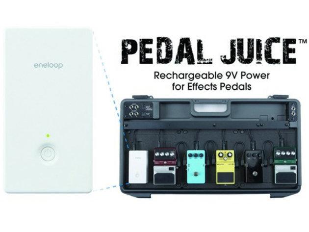 Sanyo pedal juice