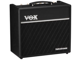 VIDEO: Vox Valvetronix VT40+ hands-on review