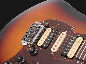 Win Fret-King guitars worth £2,000 plus an endorsement deal