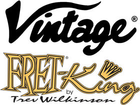 £10,000 of Fret-King and Vintage guitars to give away to Live and Unsigned artists