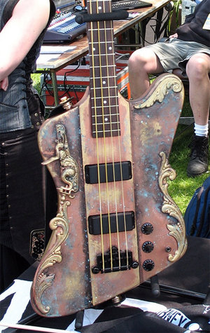 Abney park bass