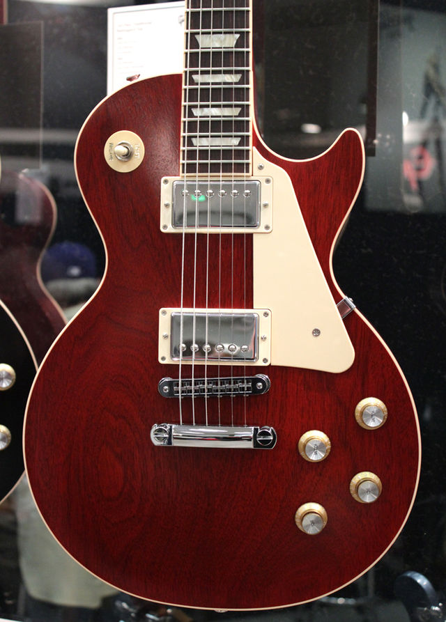 Gibson Les Paul Traditional Mahogany Top